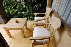 Terrace balcony (A. Wee) Tags: sankara resort hotel  ubud bali  indonesia  balcony terrace