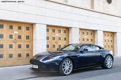 DB11 (Gaetan | www.carbonphoto.fr) Tags: aston martin db11 supercar hypercar car coche auto automotive fast speed exotic luxury great incredible worldcars carbonphoto lyon france astonmartintour
