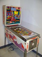 OH Berea - Cleopatra (scottamus) Tags: pinbal machine game table arcade cabinet berea ohio kidforcecollectibles cleopatra gottlieb 1977