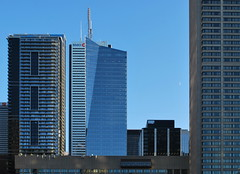 INDX and EY (Marcanadian) Tags: nathan phillips square city hall government indx condos ey tower oxford centrecourt toronto architecture downtown building ontario canada fall autumn 2016