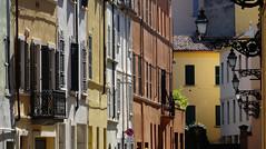 Parma (Italy) - Old Town Alley (Danielzolli) Tags: italien wlochy taliansko italiansko italia italija italy italie    romagna emiliaromagna altstadt starowka oldtown cascoviejo cittavecchia vielleville stadt city mesto parma alley gasse ruelle vicolo via