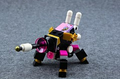 The Diva (Deltassius) Tags: ijad space alien lego frame mech mecha robot war military mf0 mfz mobile zero scrambler