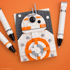 BB-8 (powerpig) Tags: lego starwars bb8