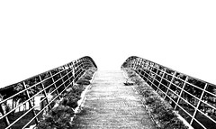 Road to Infinity .... (mithila909) Tags: bridhe concept
