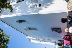 Capri - Villa San Michele Exterior Anacapri (Le Monde1) Tags: italy capri sea coast island lemonde1 nikon d610 dr doctor axelmunthe swedish villasanmichele sphinx harbour bay marble loggia busts statues art plinth gardens exterior montesolara stmichael museum anacapri