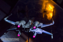 6th_doro_off_1-63 () Tags: dorooffexhibition 6dorooff        toy hobby model figure plasticmodel   dorooff xwing starwars