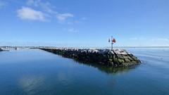 Harbor Breakwater (mahler9) Tags: mahler9 jaym october 2016 harbor breakwater provincetown capecod massachusetts water