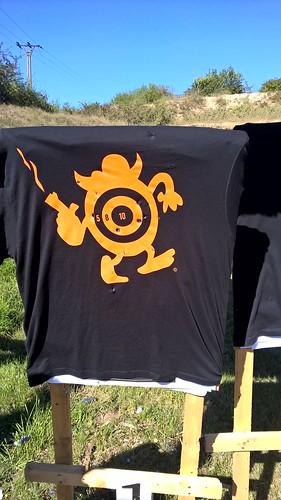 Prague Shooting - Free t-shirt