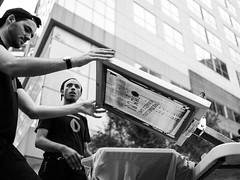 Expect the unexpected #creativecityproject #orlando #streetphotography #blackandwhite #fujifilm #xt1 #lightroom (ahh.photo) Tags: printing shirt silkscreen event portrait candid people creativecityproject orlando streetphotography blackandwhite fujifilm xt1 lightroom