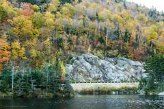 Beaver Pond, Kancamagus Highway (alohadave) Tags: autumn beaverpond fall graftoncounty newhampshire northamerica pentaxk5 places pond season unitedstates water woodstock smcpda1650mmf28edalifsdm