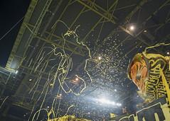 Borussia Dortmund - SC Freiburg (snej1972) Tags: privat fussball soccer calcio futbol borussia borussiadortmund dortmund westfalenstadion suedtribuene fans ultras fan zuschauer publikum spectator viewer viewers public fahne fahnen flag banner deutschland