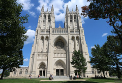 National Cathedral (Lawrence OP) Tags: national cathedral washingtondc episcopal facade towers front