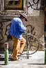 l'afilador (_perSona_) Tags: afilador grinder esmolador street calle carrer la paz bolivia