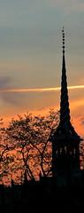 Aspiration (mikkelfrimerrasmussen) Tags: sunset solnedgang christianshavn brsen stockexchange kbenhavn copenhagen