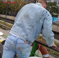 jeansbutt10954 (Tommy Berlin) Tags: men jeans butt ass ars levis 501
