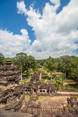 Baphuon Temple, Cambodia (Gabriela Nakayoshi) Tags: baphuon cambodia siemreap camboya asia d90 nikon temple tokinaatx116prodxii1116mmf28