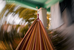Feeling Dizzy? (Jameel Mohamed) Tags: long exposure hammock dizzy spinning rotation colours amateur home nikon d3300 1855