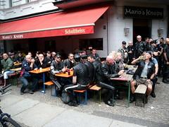 Folsom Berlin 2009 - 4033 (blacknshiny) Tags: leatherman folsom leatherjeans fullleather leather