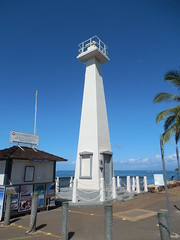 Lahaina Harbor Lighthouse (jimmywayne) Tags: hawaii lahaina mauicounty maui historic light lighthouse oldest