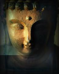 Altering Focus (joegeraci364) Tags: buddha labs photoshop texture topaz altered art east fantasy image meditation peace photo print serene spiritual state statue zen