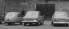 Fuldamobil 200 1957 (TedXopl2009) Tags: vx0727 fuldamobil nwf bambino vp7463 ford anglia 403 peugeot