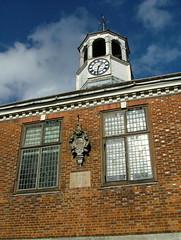 Amersham Old Town market hall (Chiltern Wanderer) Tags: amersham clock cupola clocktower