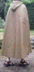 Rainmac-gummi-beige-SDC17561 (Umhaenge2010) Tags: cape cloak cloack umhang regenumhang raincape capeimpermable