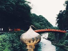 (Missingastranger) Tags: nikko anisoptera libelula insecto river brigde magic magicplace colors nature landscape japan