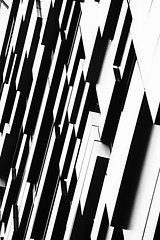 Geometricicity! (Andy J Newman) Tags: birmingham england unitedkingdom gb building glass shape geometry nikon d500 silverefex art blackandwhite bandw