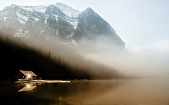 Lake Louise, AB (gks18) Tags: canon lightroom niksoftware alberta rockymountains lakelouise nature