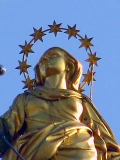 Madonnina del Duomo di Milano - Pensierosa