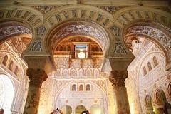 Alcazar, Seville (ncs1984) Tags: seville spain sevilla espana andalusia andalucia holiday vacation travel europe eu canon 6d canon6d architecture alcazar arch arches moor moorish