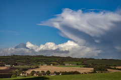 Storm Coming (ianbonnell) Tags: stormclouds clouds landscape billinge crank sthelens merseyside england uk weather