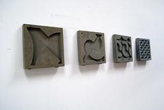 Detail (benjamin Solt) Tags: relief pigment kalk beton concret scraffito