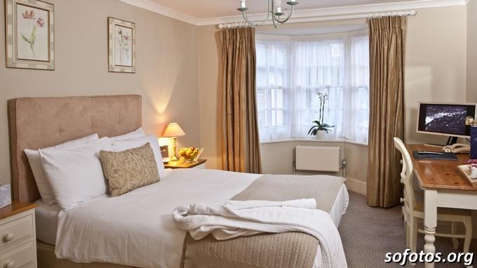 quarto para casal decorado