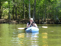 Lowcountry Unfiltered - Lake Marion Ghost Town Paddle - April 2013 (276) (greenkayak73) Tags: friends beagle nature america fun lucy southcarolina adventure kayaking ghosttown mrrussell riverdog lakemarion greenkayak73 randomconnections photopaddling lowcountryunfiltered nitrorev johnatgcc rockscemetery