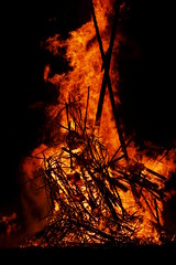 Fire (treehouse1977) Tags: wood fire flames may hampshire burning bonfire beltane beltain wickerman chalton butserancientfarm