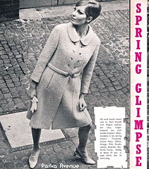Pop Shop Magazine - Spring Glimpse - 1966 (Patrick from Parka Avenue) Tags: vintage mod 60s 1966 retro mods teenbeat popshop 60sfashion