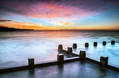 COOGEE (Kash Khastoui) Tags: red sunrise sydney australia coogee rockpool khashayar khastoui
