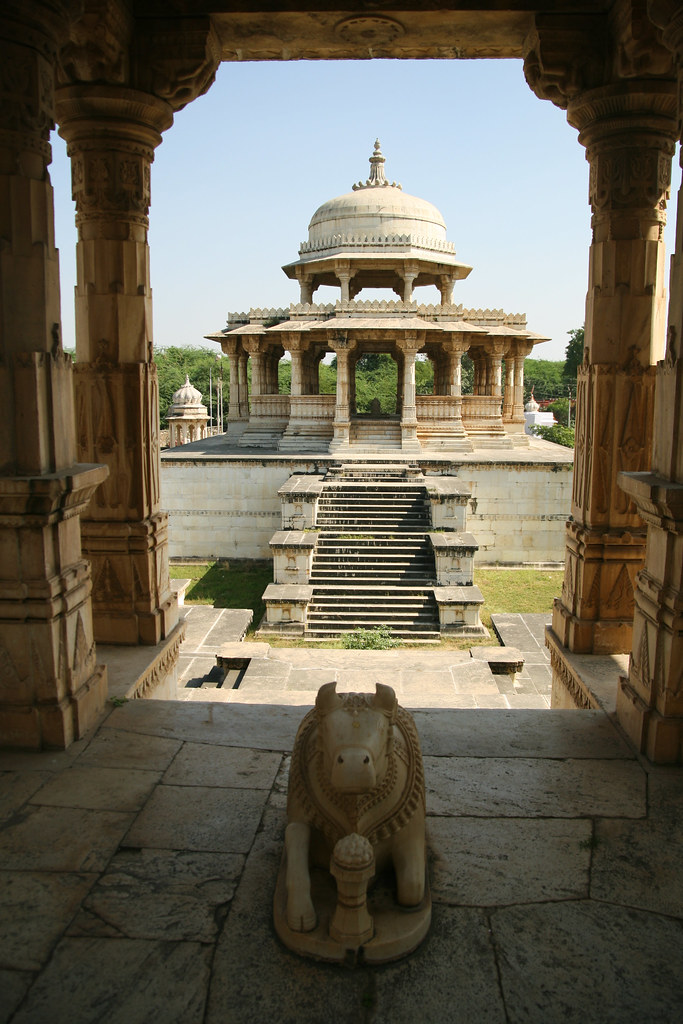 Cenotaph in Udaipur