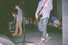 04560006 (indoorliving) Tags: show music records color film 35mm sleep no live basement band balance composure