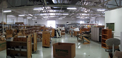 New warehouse chaos (Mesa Tactical Photos) Tags: pano move warehouse costamesa bakerst mesatactical 1135baker
