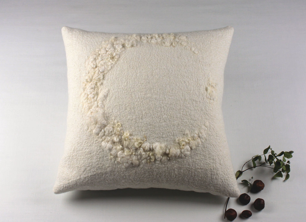 Cute Handmade Pillow Covers : The World s most recently posted photos of felt and pillow - Flickr Hive Mind