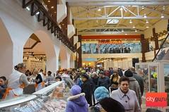Оранжевый базар. Открытие