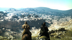 Afghanistan (rickyboy123) Tags: metal gear solid v 5 phantom pain desert horses ps3 ps4 playstation 4 games stealth snake big boss ocelot wallpaper hd pictures afghanistan 2016 scenery