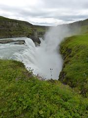 P1870426 Gullfoss waterfall  (35) (archaeologist_d) Tags: waterfall iceland gullfoss gullfosswaterfall