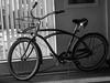 Beach Cruiser (kengikat40) Tags: beachcruiser bike phatcycles blackandwhitephotography