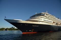 Prinsendam DST_4882 (larry_antwerp) Tags: 8700280 prinsendam antwerp antwerpen       port        belgium belgi          schip ship vessel        schelde
