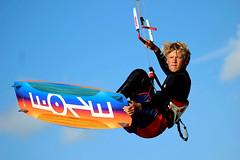 Tho FERMON (Dunkerque Flysurfing Club) Tags: dfc kitesurf thofermon fone mer ciel bleu sport nautique