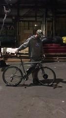 The Titanium Bullet (mobius cycle) Tags: mobiuscycle bontrager titanium shimano xtr tispokes dtswiss thomson bicycle mtb